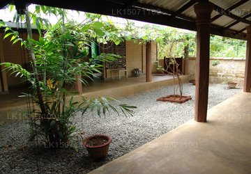 Governors Camp Bungalow, Wilpattu