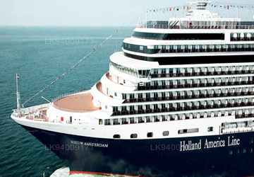 Amsterdam by Holland America